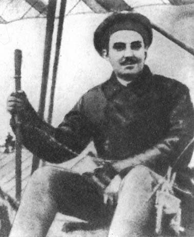 12Александр Александрович Агафонов, участник перелета Петербург — Москва