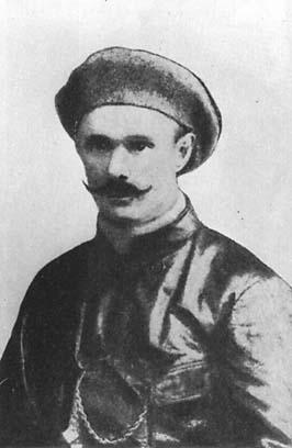 К. Н. Шиманский, разбившийся при перелете Петербург — Москва