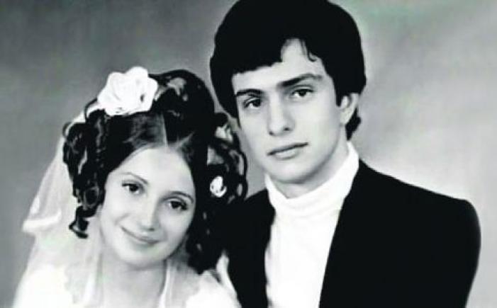 Чета тимошенко на заре отношений