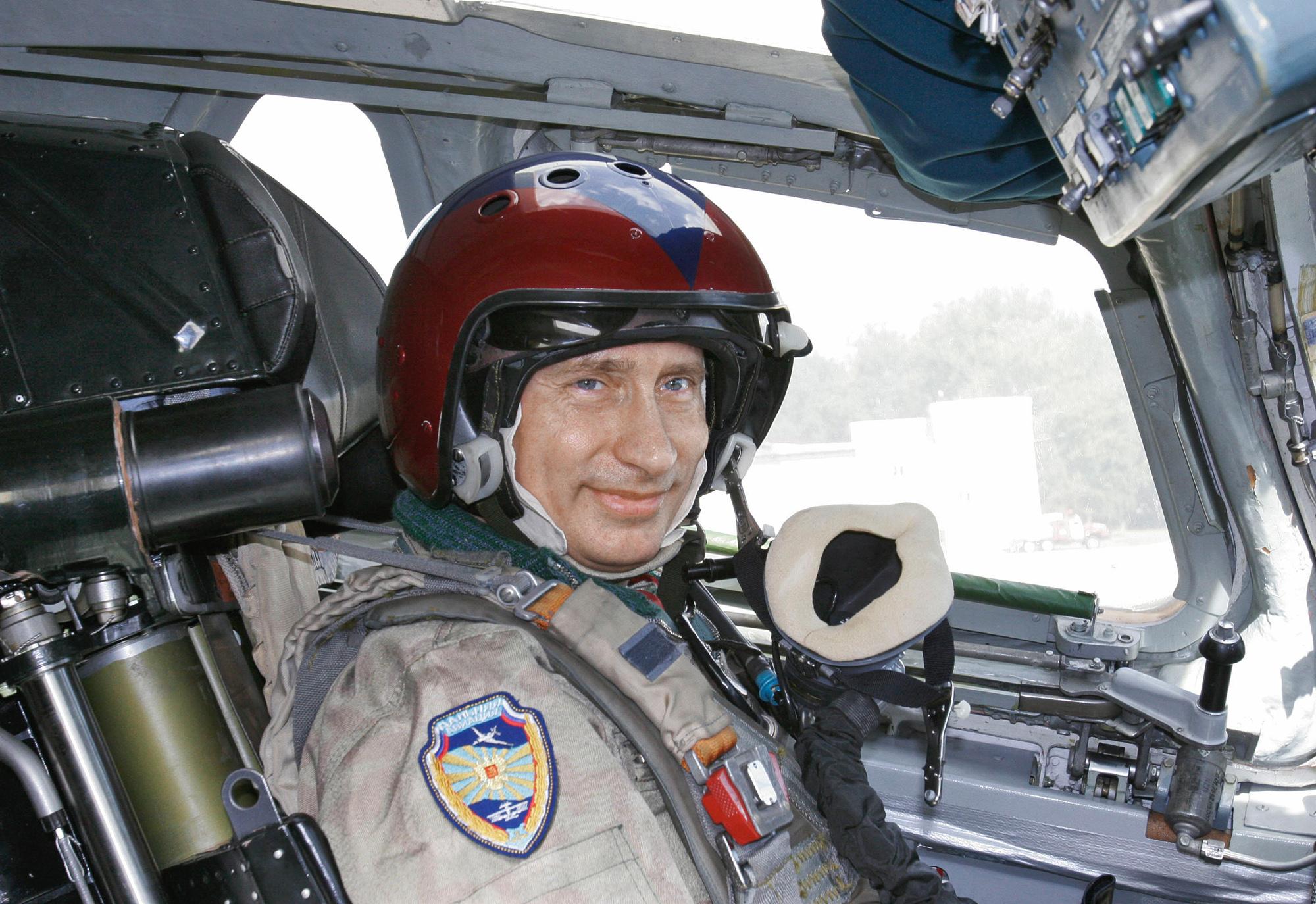 Putin pilot