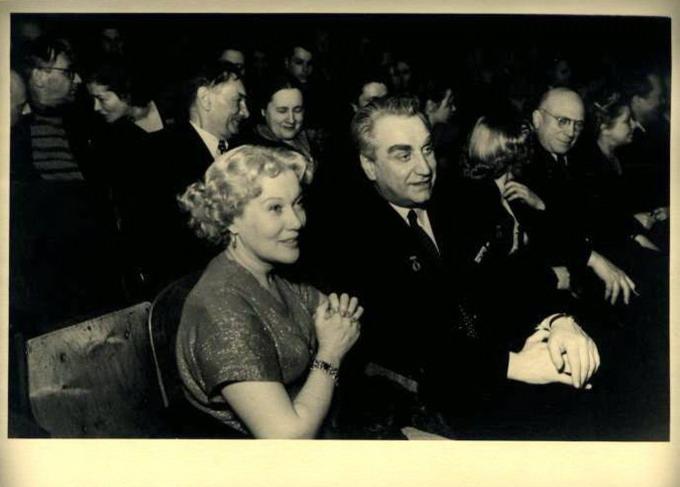 152999с Любовью Орловой (1953