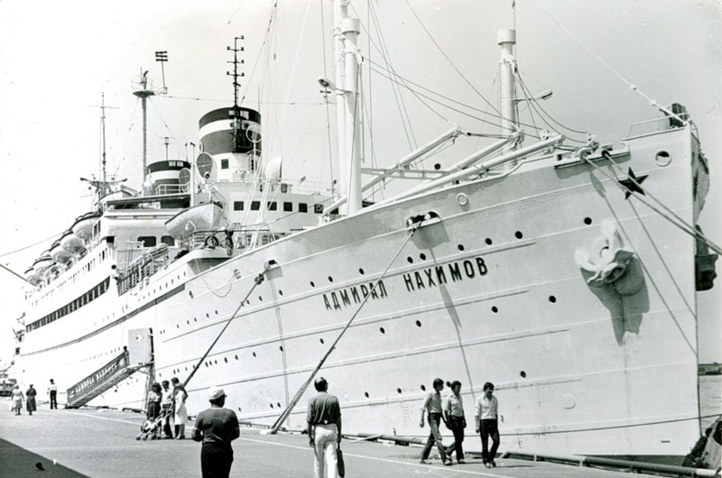 Судьба парохода