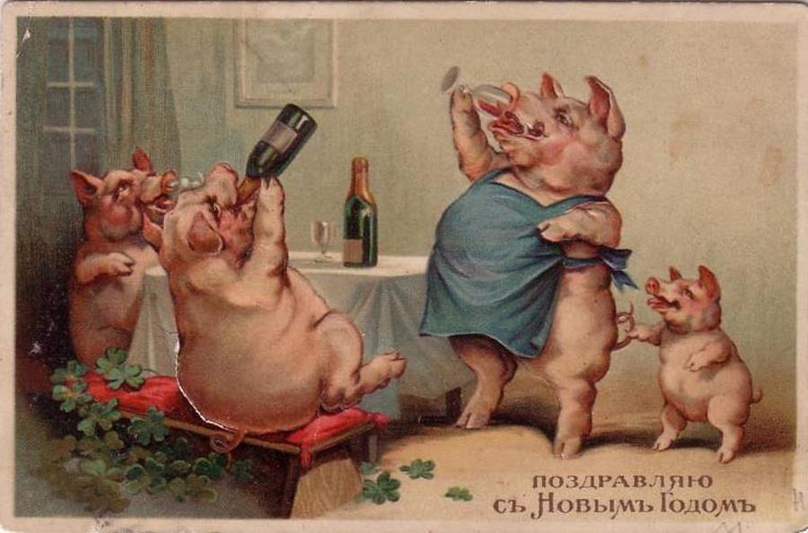 Сексуальный дед мороз фото открытки