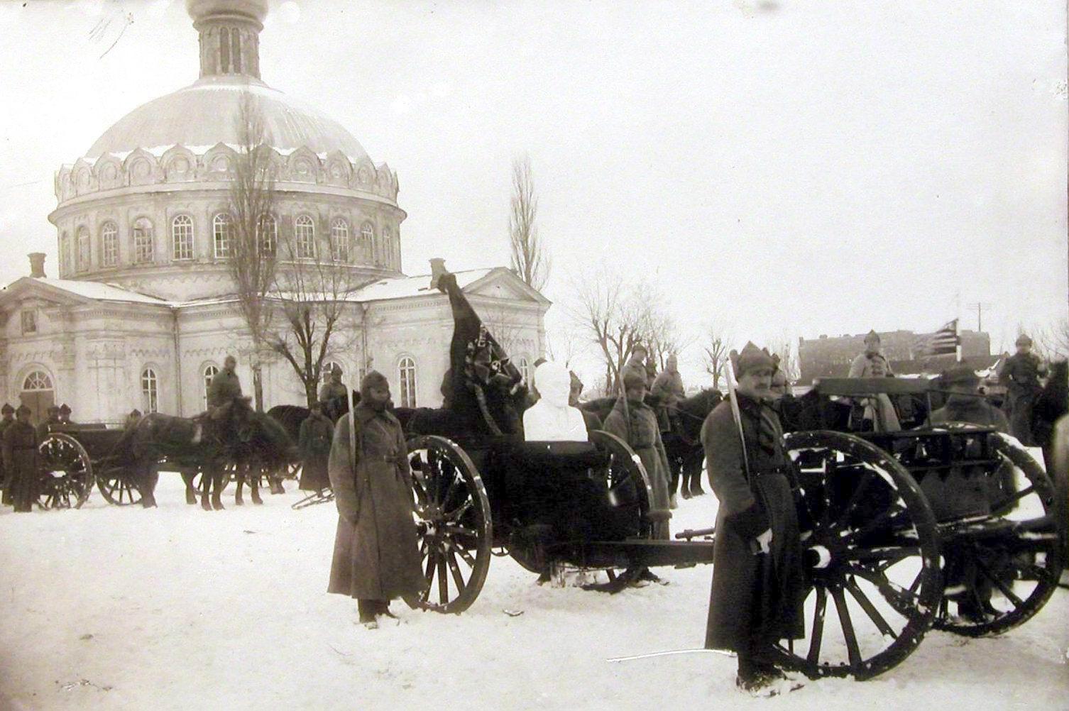 Похороны Ленина в Таганроге