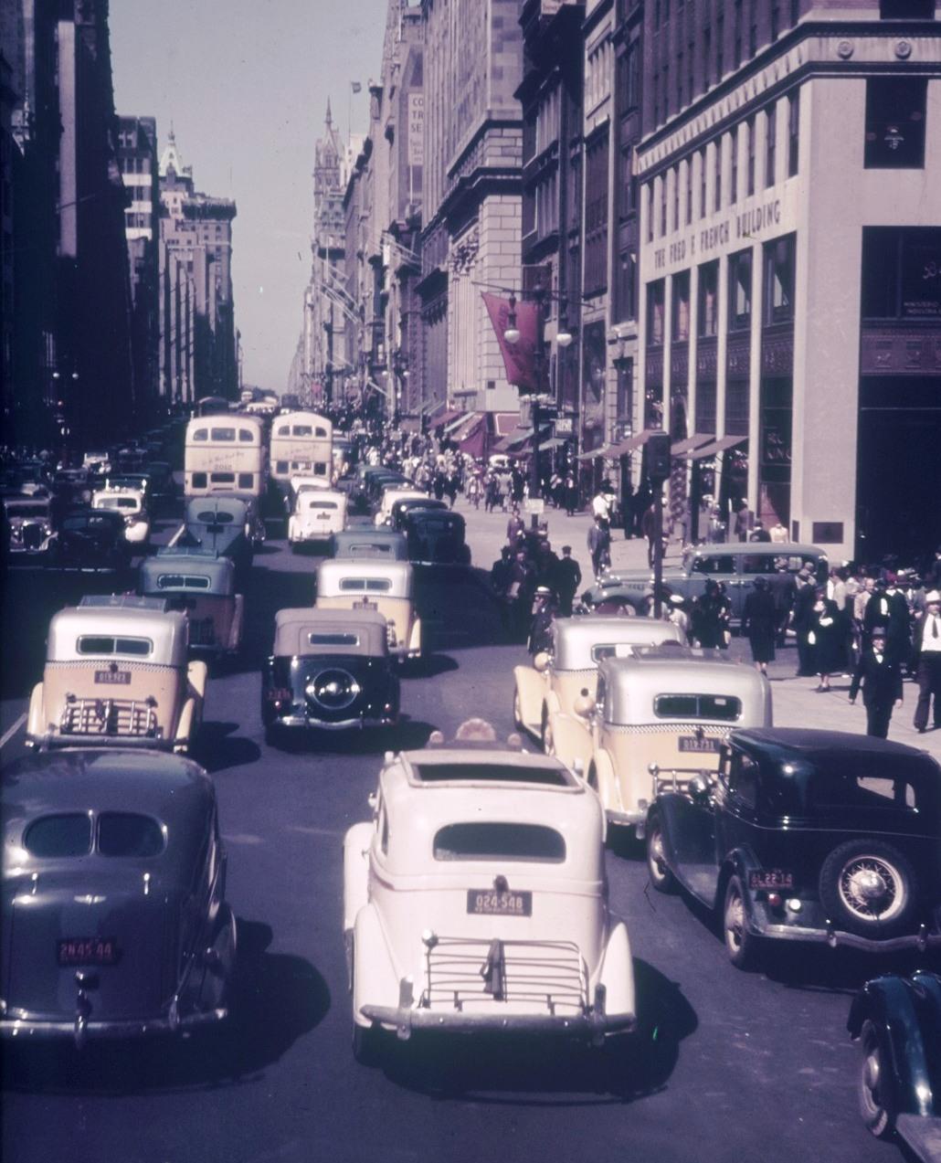 Нью-Йорк, 1938