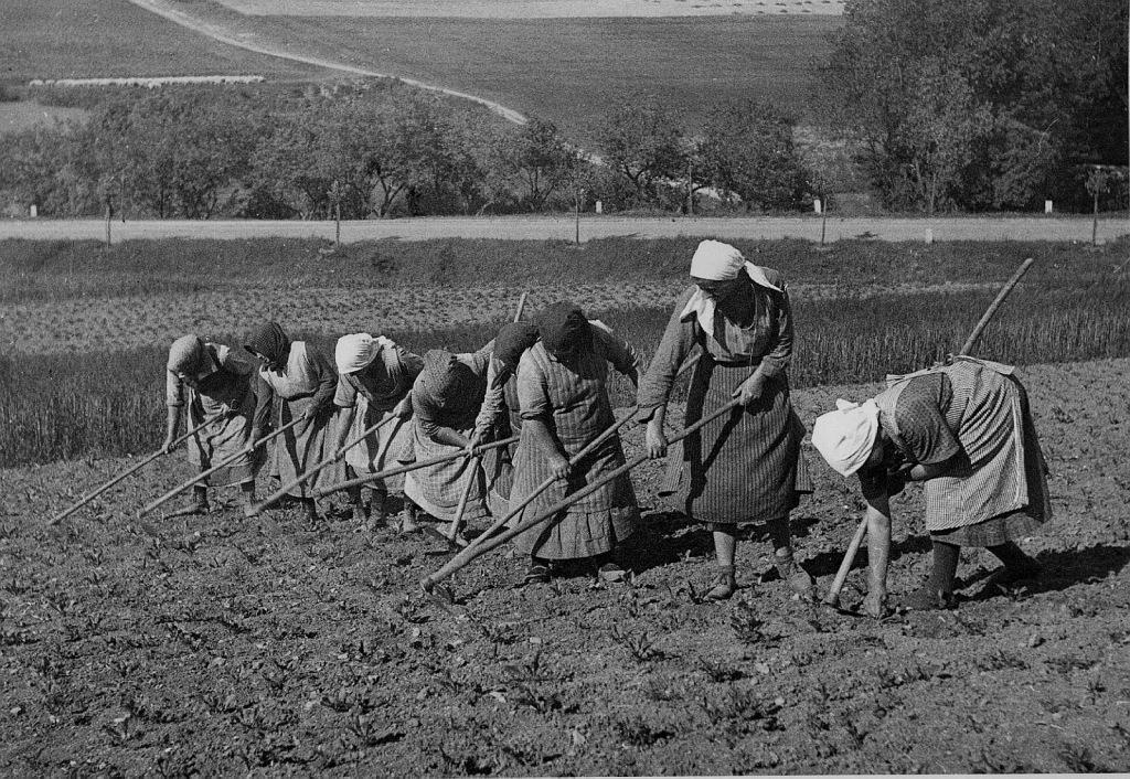 Немецкая деревня начала 30-х
