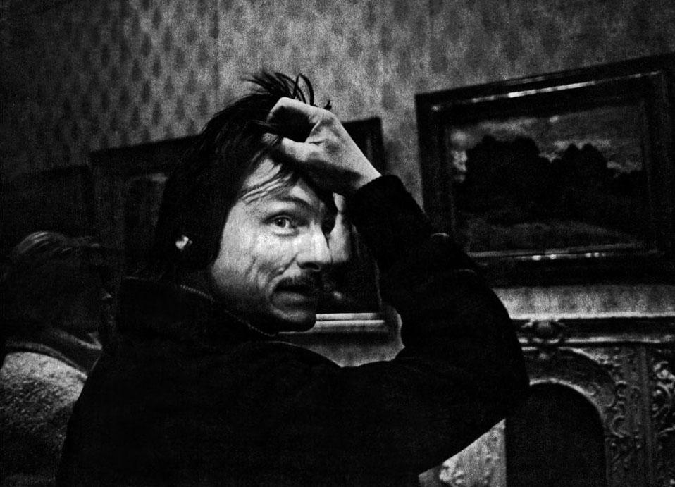 Андрей Тарковский. Казань,1979