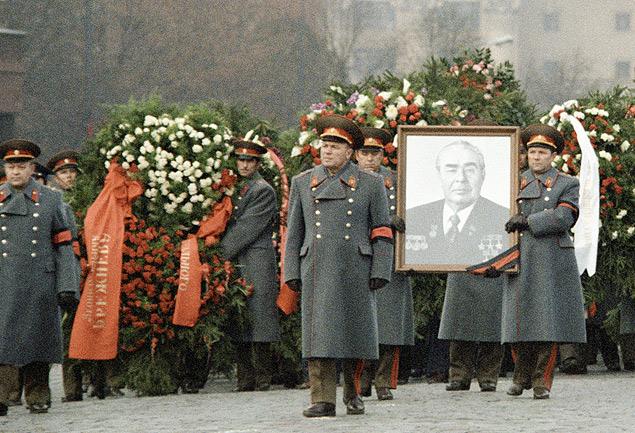 Похороны Генсека  15.11.1982