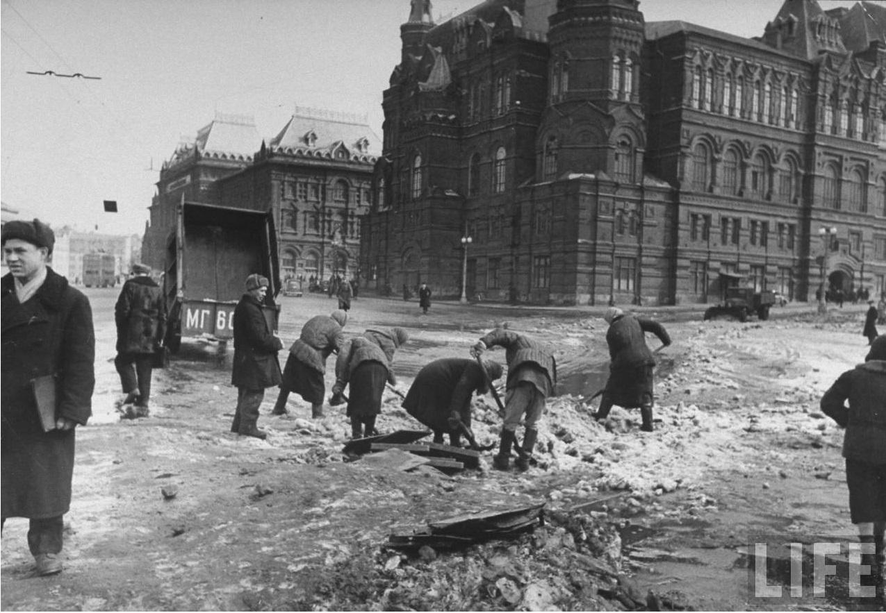 запущеннее картинки послевоенное время достигшая законного возраста