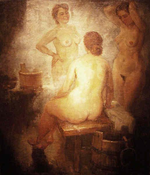 Фотопышки в бане 3 фотография