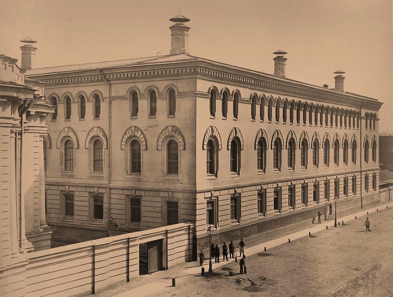 Мемориальная тюрьма