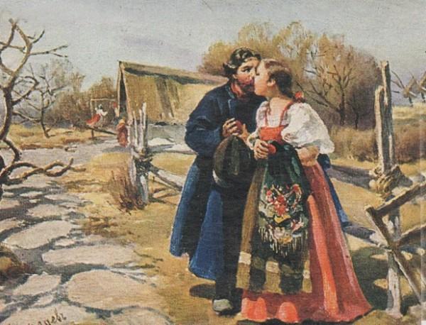 Как на Руси в старину Пасху отмечали
