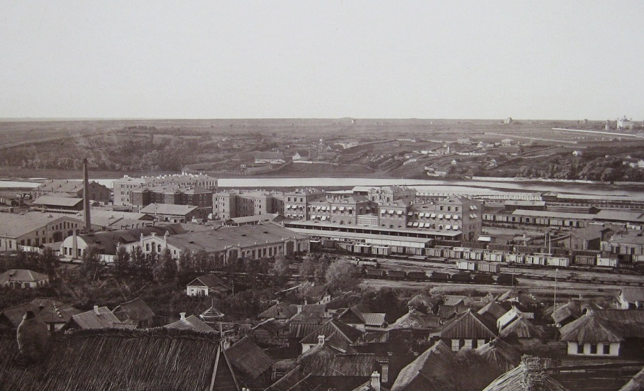 Ростов железнодорожный