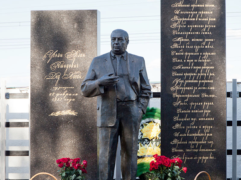 Памятники генералам преступного мира