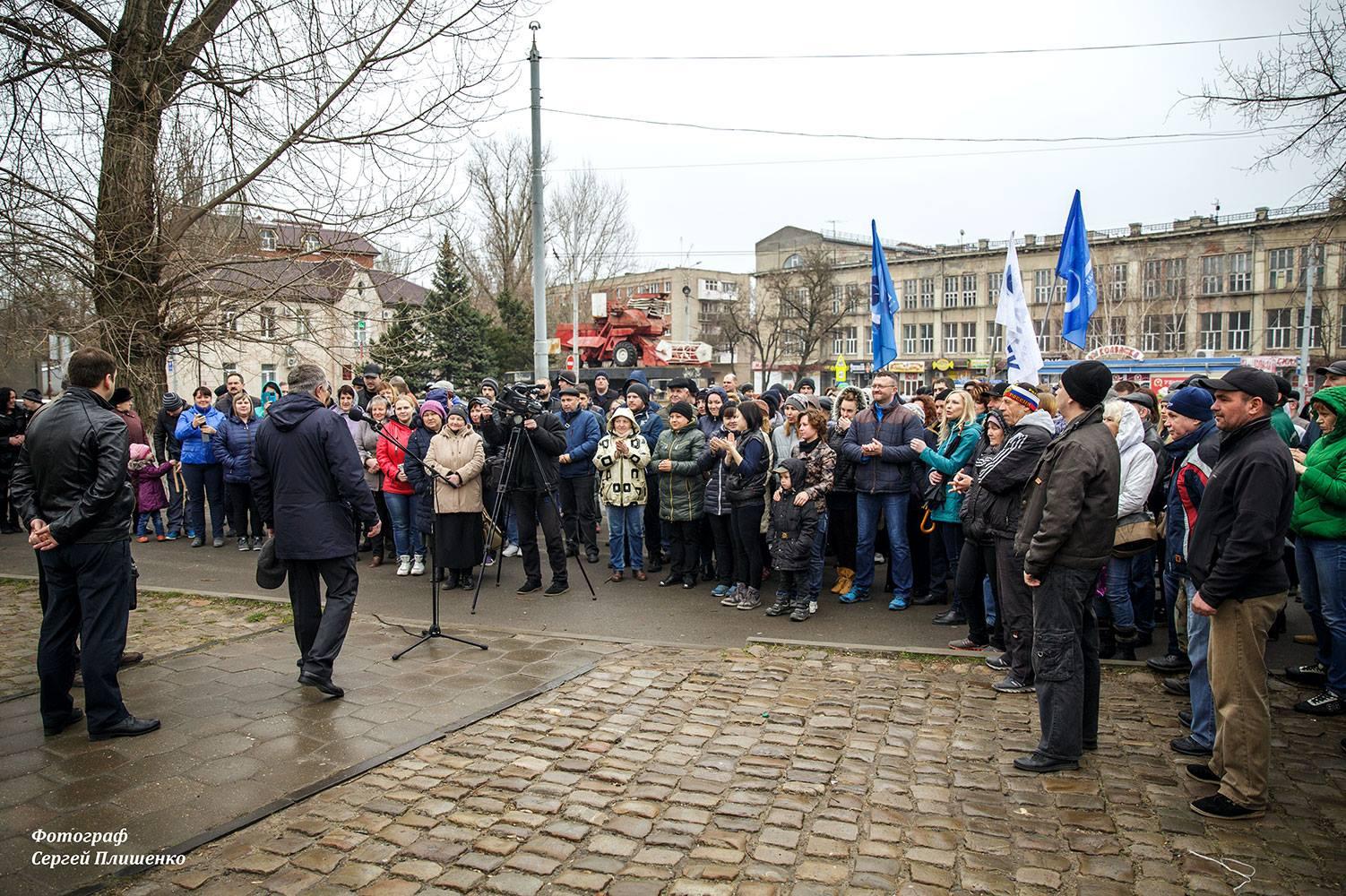 Сегодня в Таганроге.