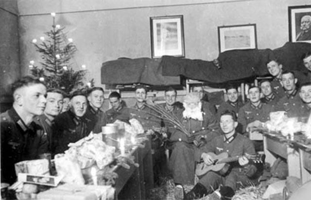 Новый, 1942-й, в Таганроге