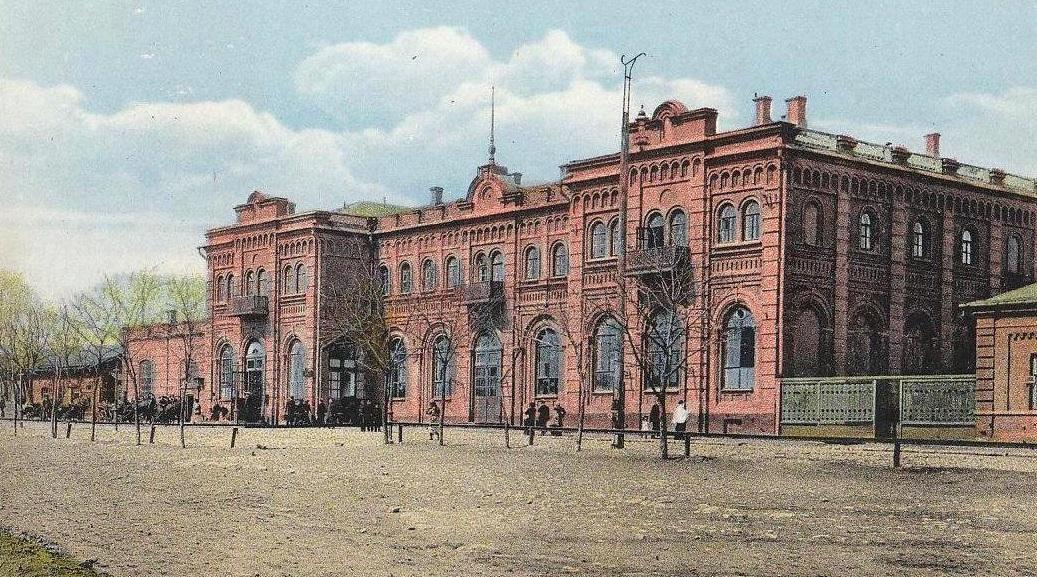 Сто лет кровавым событиям в Таганроге