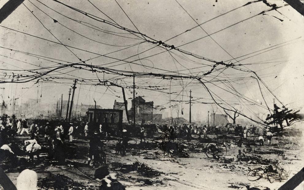 Апокалипсис самое, разрушительное, истории, Японии, землетрясение, Произошло, сентября, интересно, писала, горячим, следам, советская, пресса, глубокой, провинции