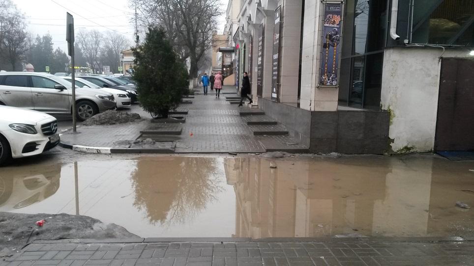 Стипль-чез по таганрогски