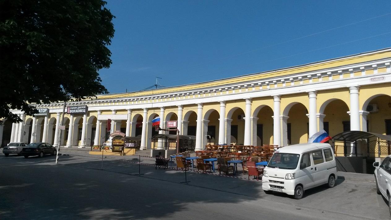 Фан-зона, Таганрог