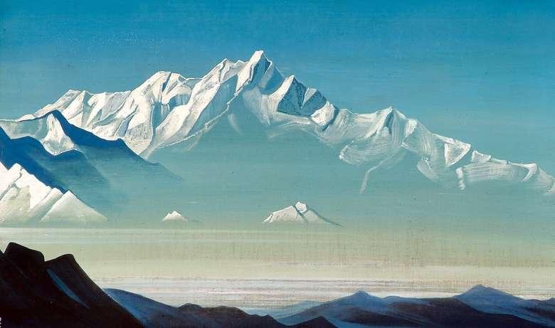 Рерих. Гималаи