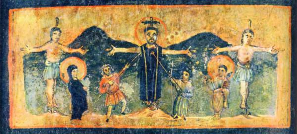 Из истории изображений Распятия 64113_600