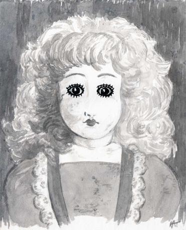 Shearwater Doll