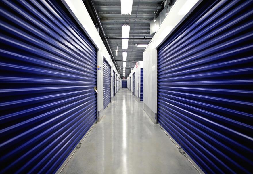 Фото: self storage, склады индивидуального хранения