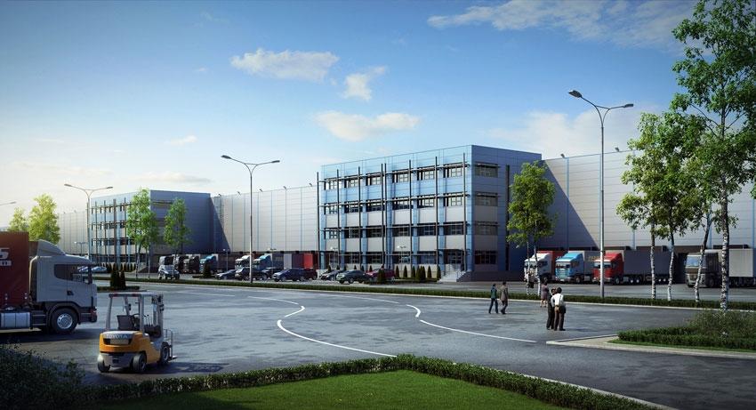 Крупнейший индустриально-складской комплекс класса А – Логистический парк Софьино