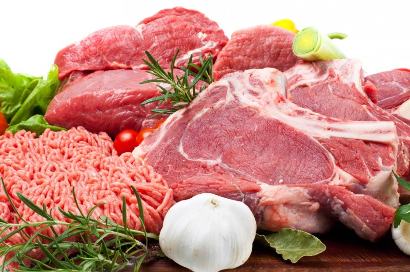 Итоги 2014 года. Производство мяса птицы и скота на убой в стране за год увеличилось на 4%