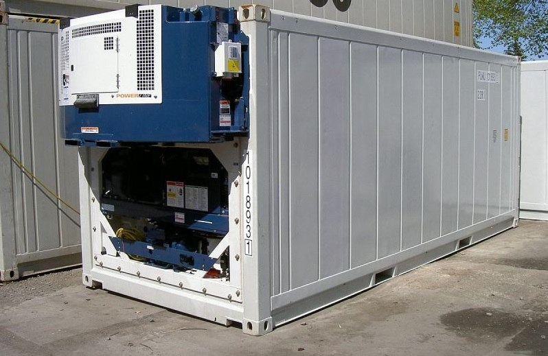 Разместим Ваши рефрижераторные контейнеры в Москве на территории хладокомбината