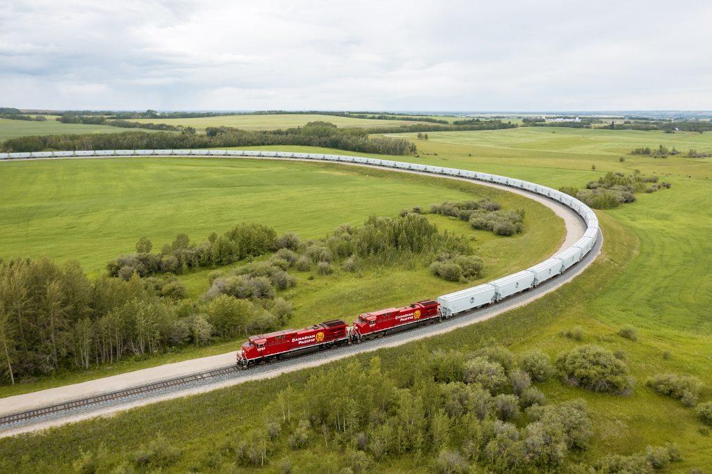 Paterson Grain отправила поезд с зерном рекордной длины