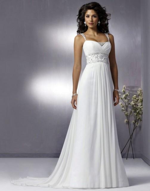 Свадебное платье по цветотипам