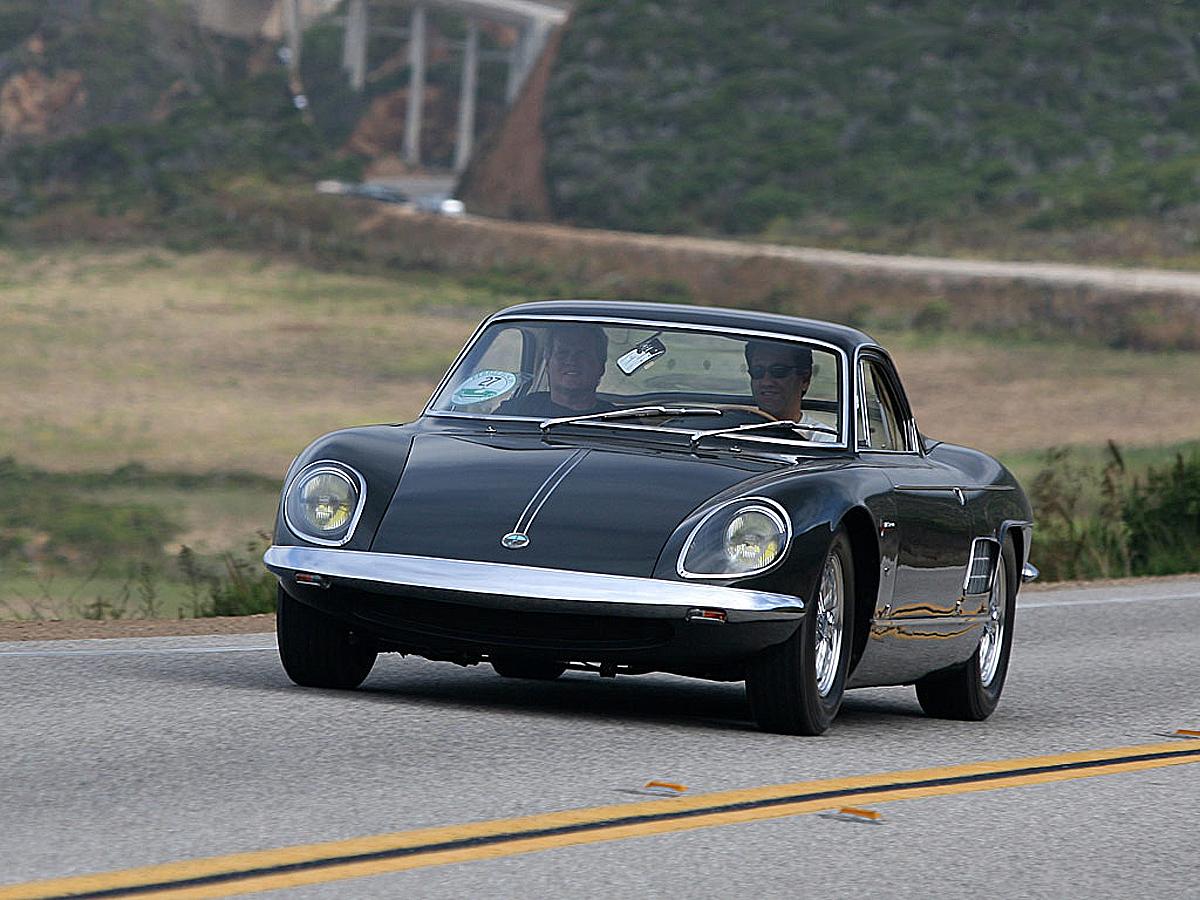 ATS 2500 GT 1963 – 1965 –Результат забастовки…