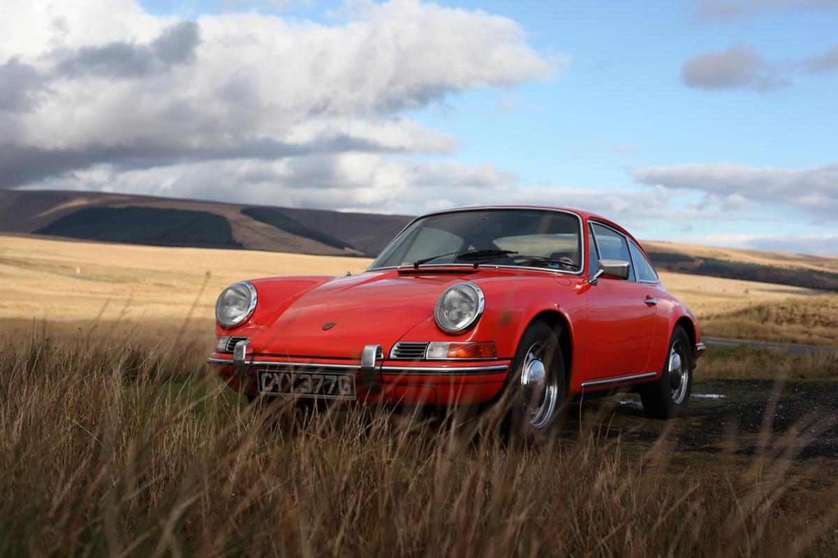 Porsche 912 1965 – 1969, 1976 – Когда дешевле не значит хуже!