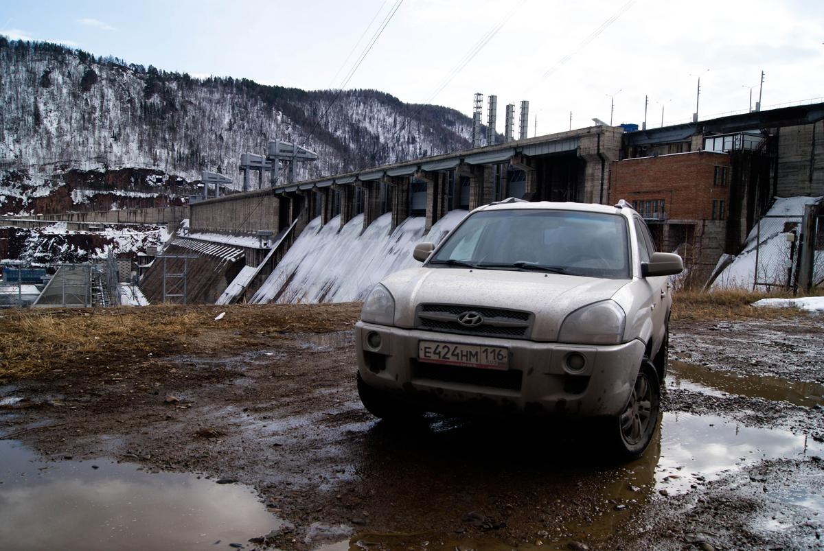 Спонтанная поездка в Красноярск. Март 2017 г.