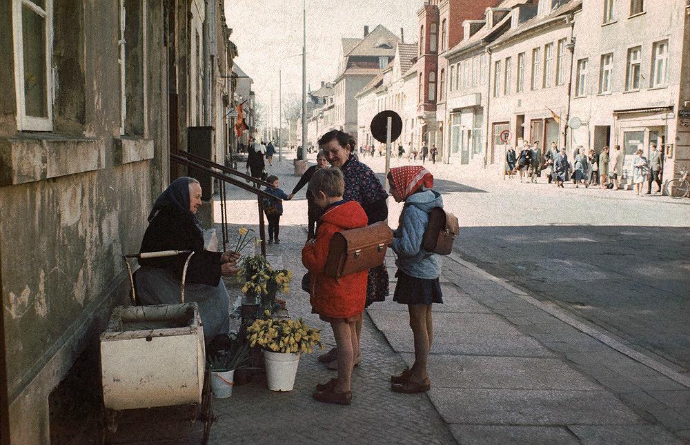 ГДР в 70-е годы