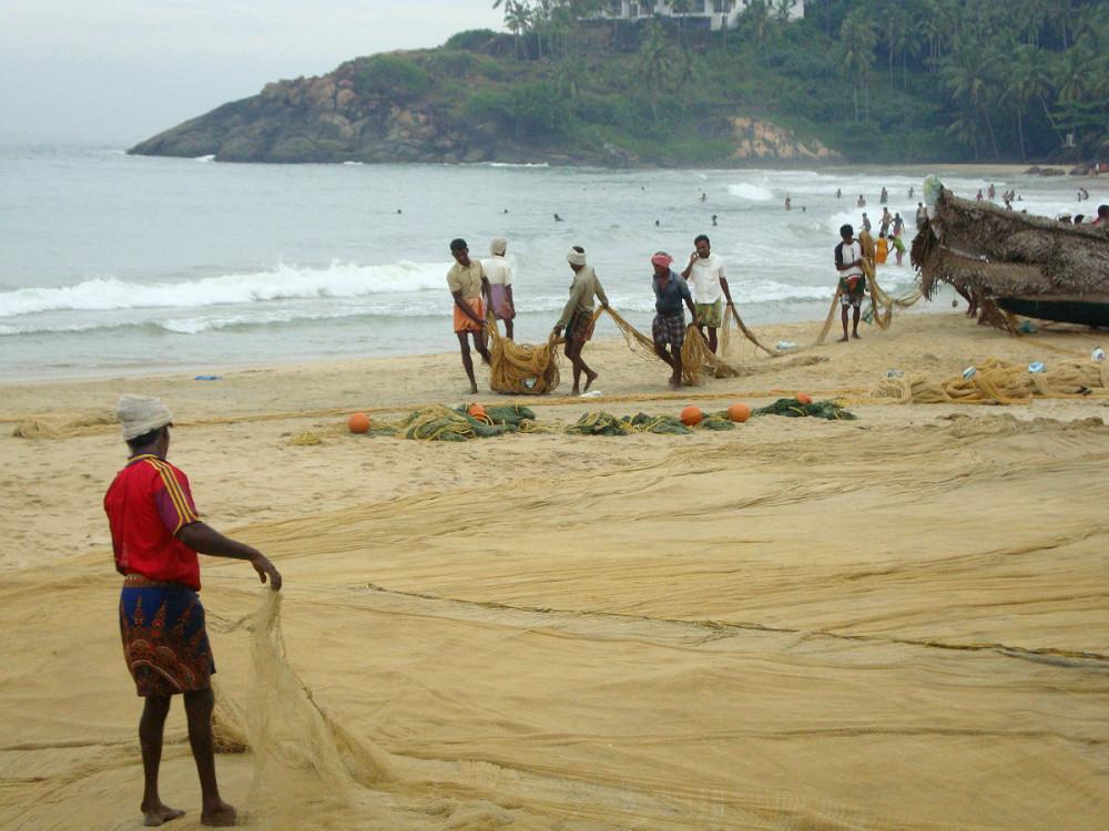 Индия. Рыбаки3