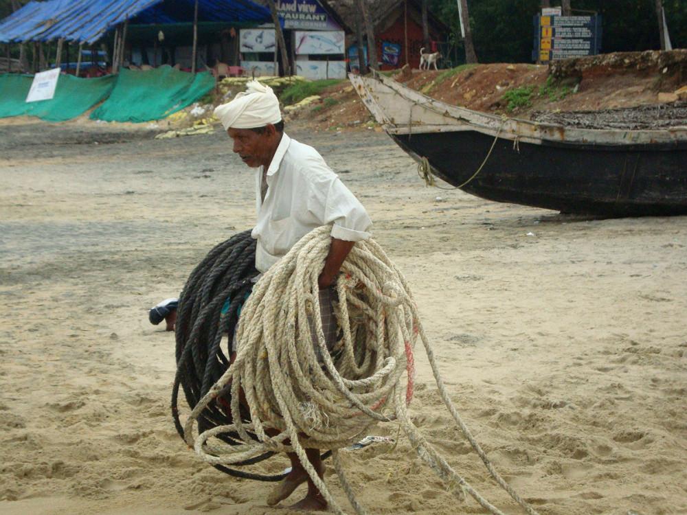Индия. Рыбаки5