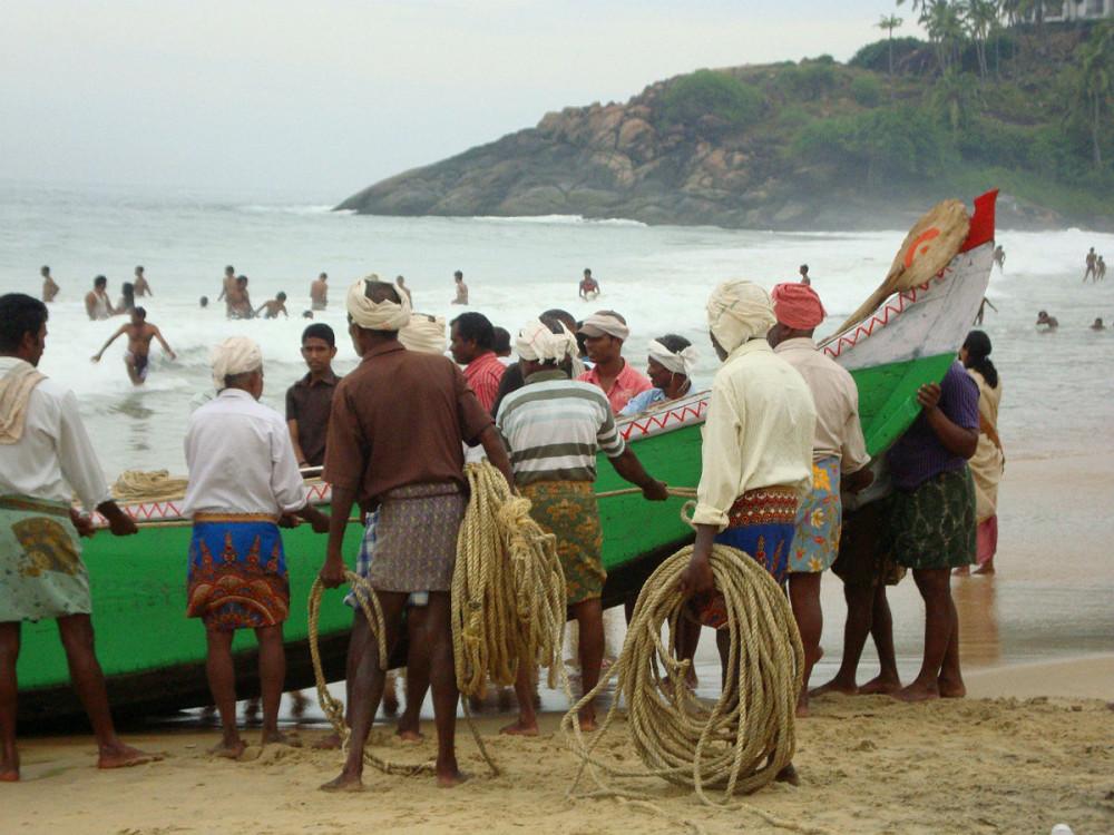 Индия. Рыбаки6