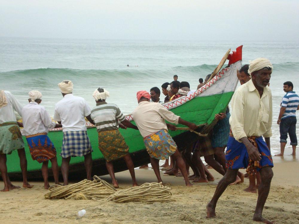 Индия. Рыбаки7