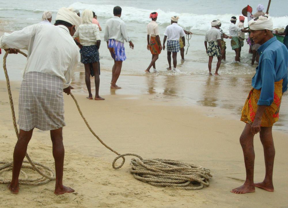 Индия. Рыбаки8