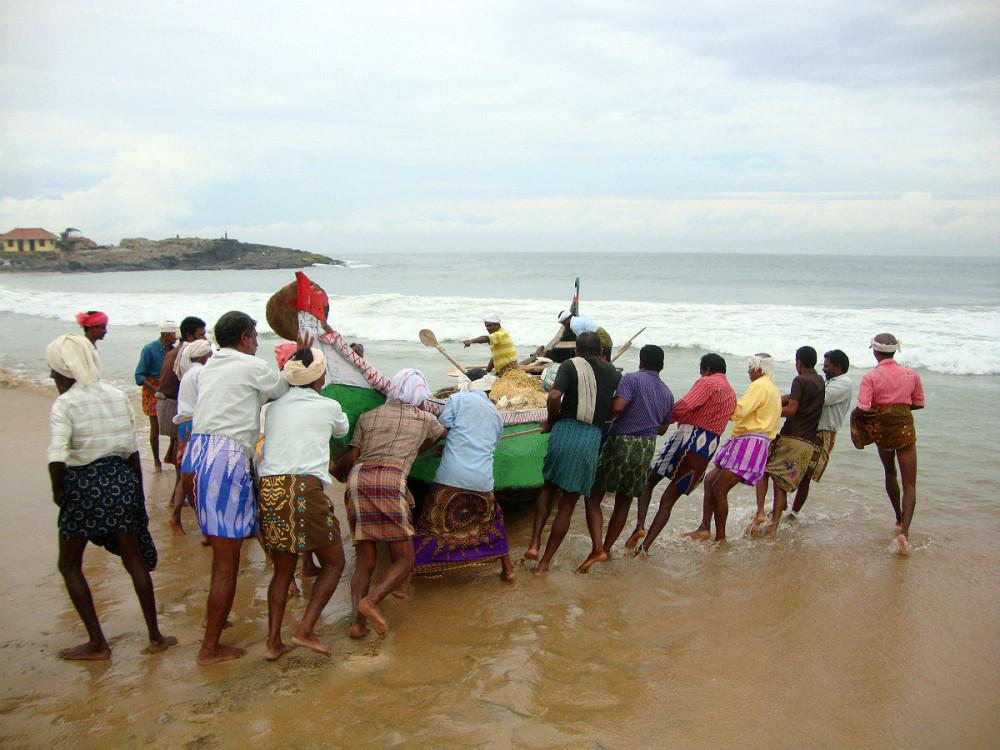 Индия. Рыбаки10