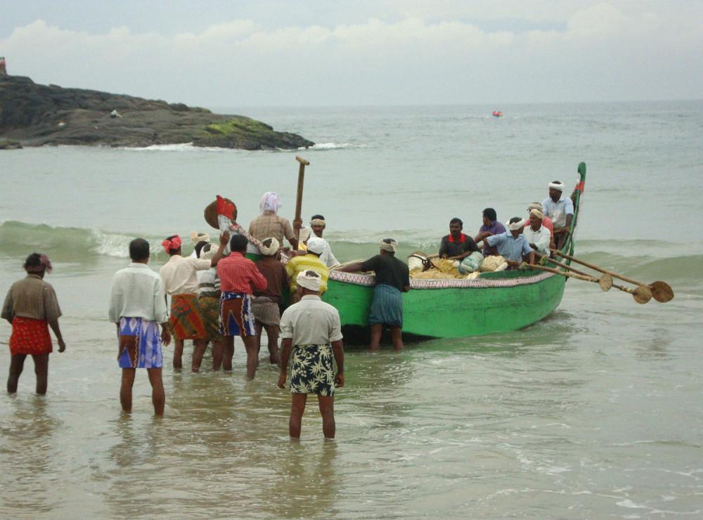 Индия. Рыбаки11