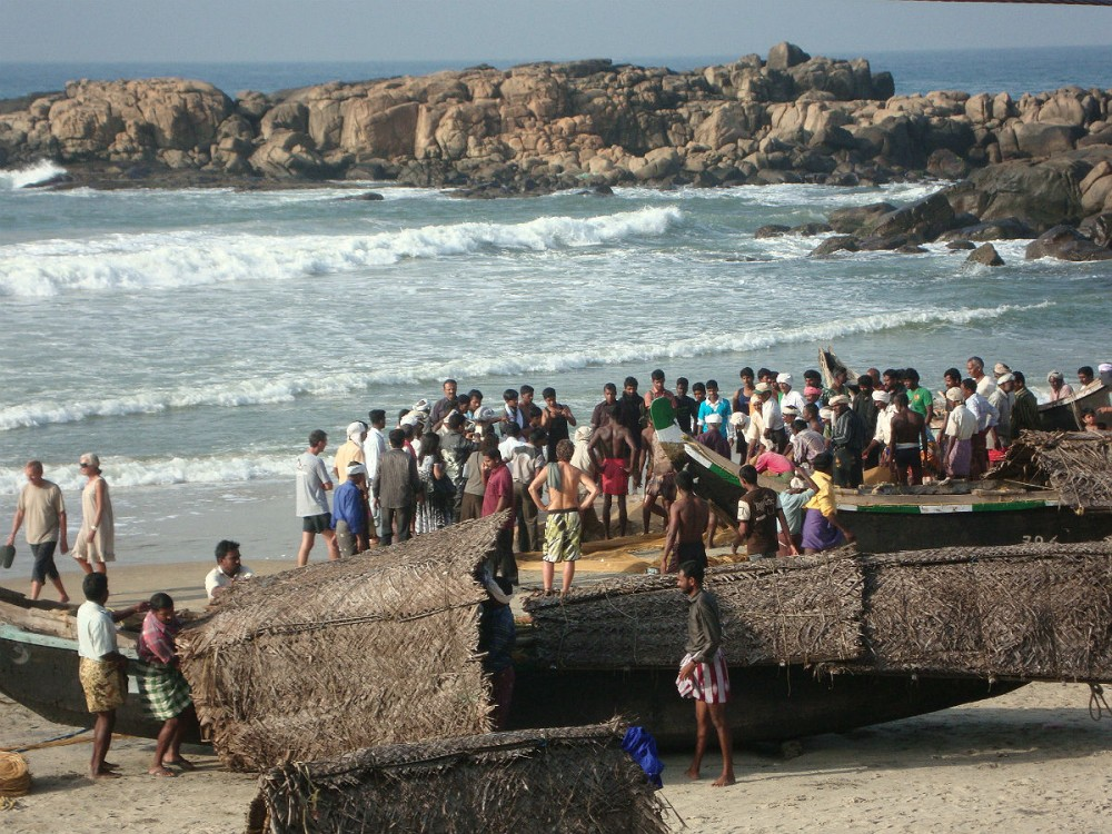 Индия. Рыбаки12