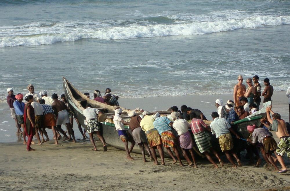 Индия. Рыбаки13