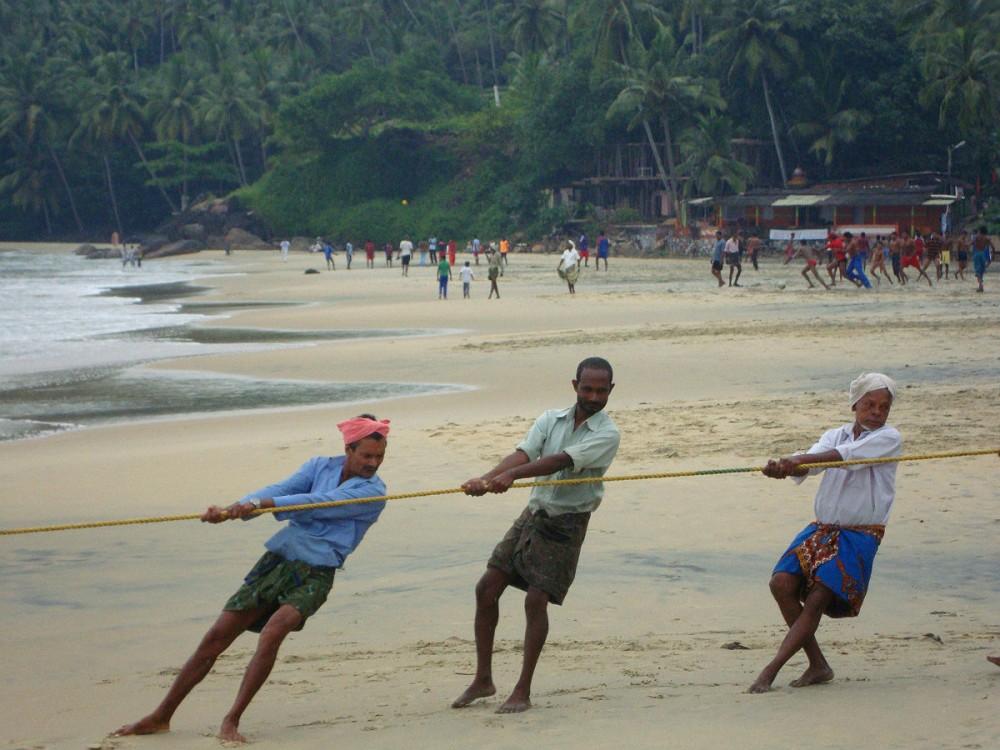 Индия. Рыбаки15