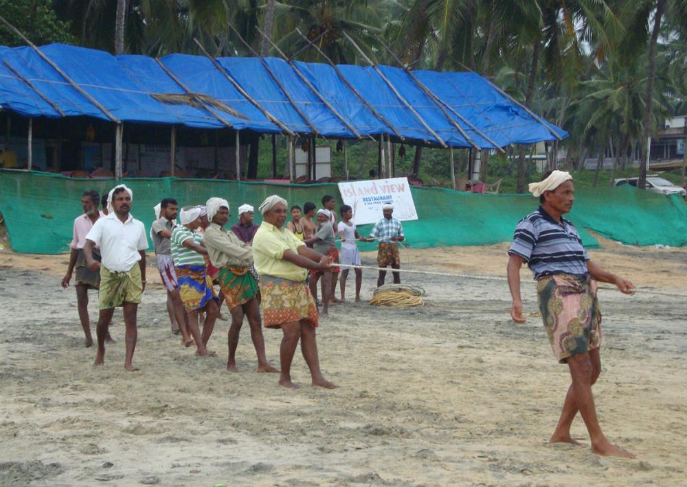 Индия. Рыбаки17