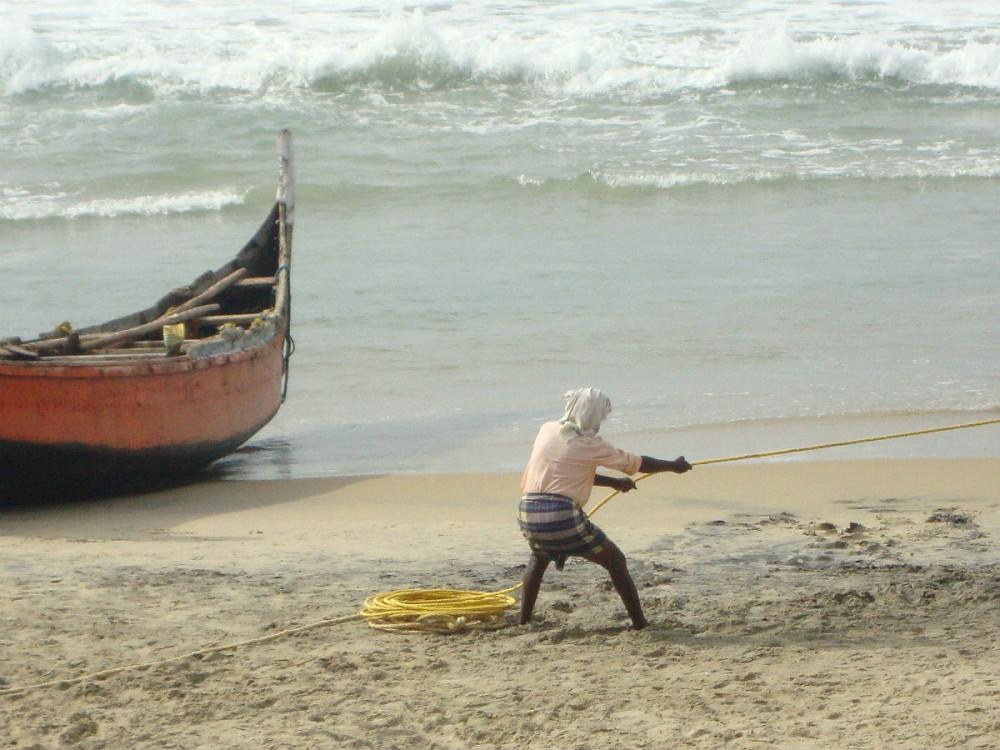 Индия. Рыбаки18