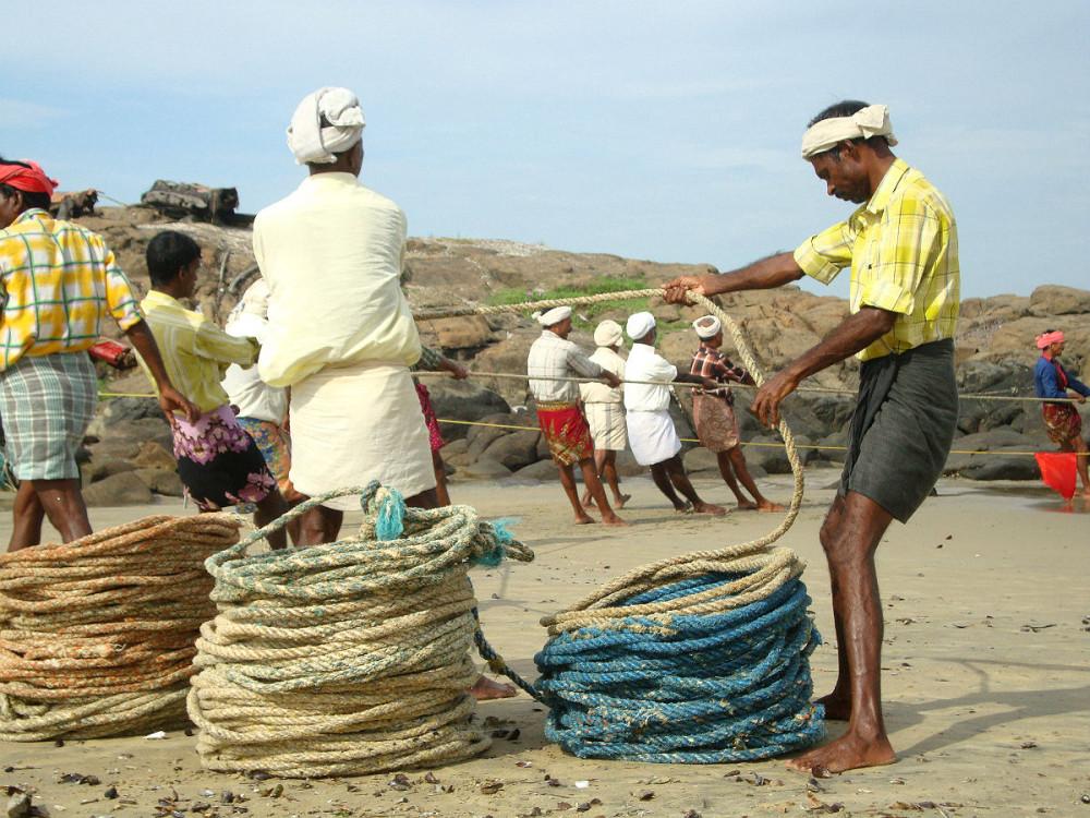 Индия. Рыбаки19